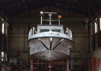 Schnellboot Baltrum IV