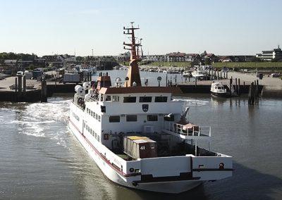 Fähren Langeoog III & IV