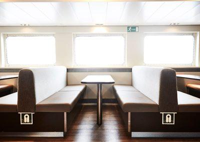 Combined Ro-Ro/Passenger Ferry