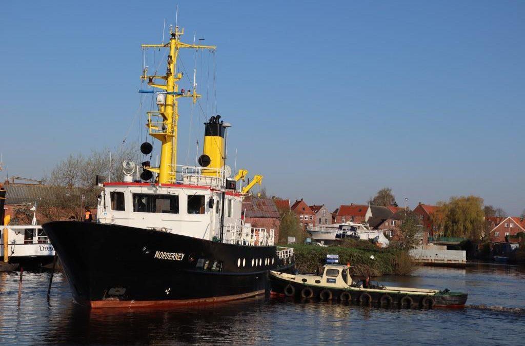 """Vermessungsschiff """"NORDERNEY"""""""