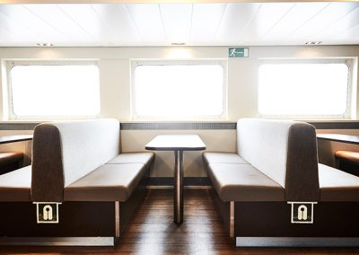 Kombiniertes Ro-Ro Fahrgastschiff
